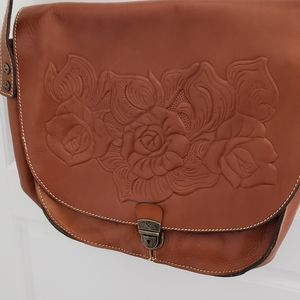 Patricia Nash Saddle Bag